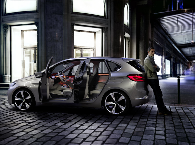 2013 BMW Concept Active Tourer High Resolution Exterior - image 473270