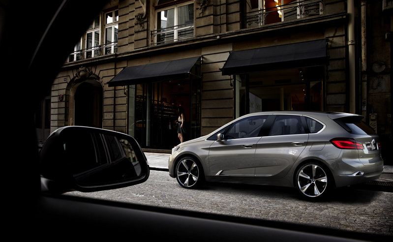 2013 BMW Concept Active Tourer High Resolution Exterior - image 473271