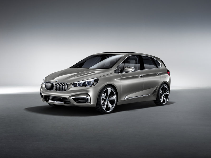 2013 BMW Concept Active Tourer High Resolution Exterior - image 473263