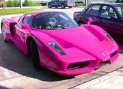 Breast Cancer Awareness Month: TopSpeed's Top-10 Pink Cars of 2012 - image 474938