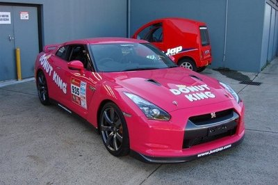 Breast Cancer Awareness Month: TopSpeed's Top-10 Pink Cars of 2012