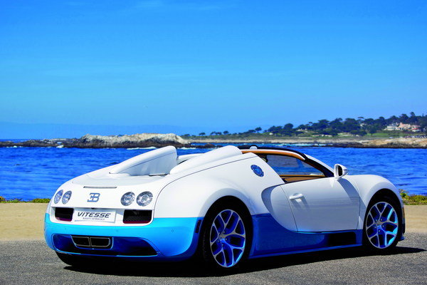 2012 bugatti veyron 16 4 grand sport vitesse bianco and new light blue picture 475183 car. Black Bedroom Furniture Sets. Home Design Ideas
