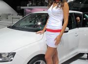 Car Girls of the 2012 Paris Auto Show - image 475591