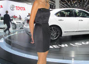 Car Girls of the 2012 Paris Auto Show - image 475604