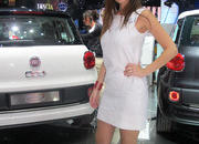 Car Girls of the 2012 Paris Auto Show - image 475493