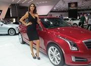 Car Girls of the 2012 Paris Auto Show - image 475650