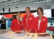 Car Girls of the 2012 Paris Auto Show - image 475581