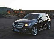 Mercedes CML35 by Carlsson