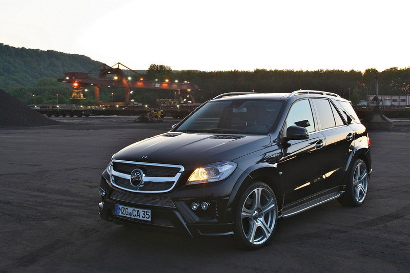 2012 Mercedes CML35 by Carlsson