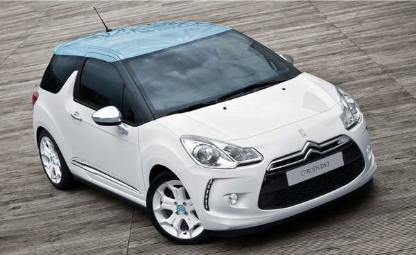 citroen ds3 electrum concept picture