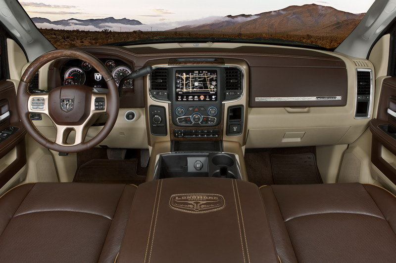 2013 Ram Heavy Duty High Resolution Interior - image 476218