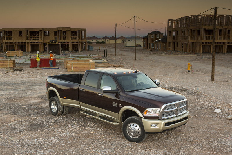 2013 Ram Heavy Duty High Resolution Exterior - image 476196