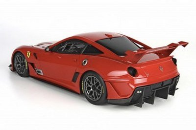 Ferrari 599XX Die Cast models by BBR