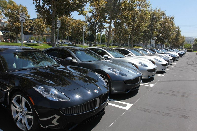 Fisker Sets the Record Books Ablaze by Scorching Two Electric Vehicle World Records