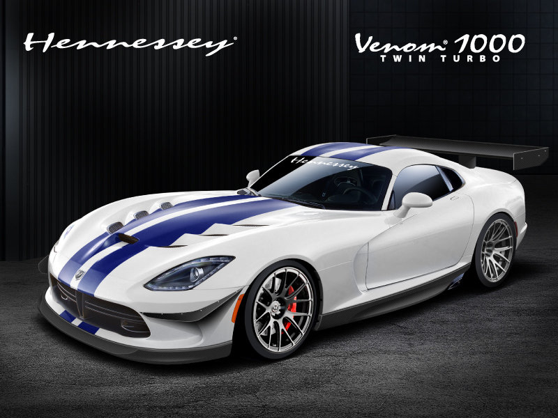 Hennessey Venom News And Reviews | Top Speed