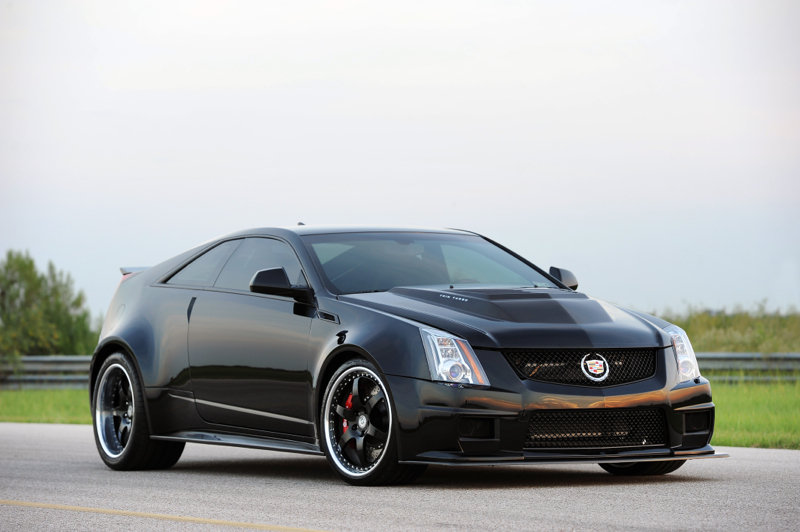 2013 Cadillac CTS-VR1200 Twin Turbo Coupe by Hennessey Exterior - image 471683