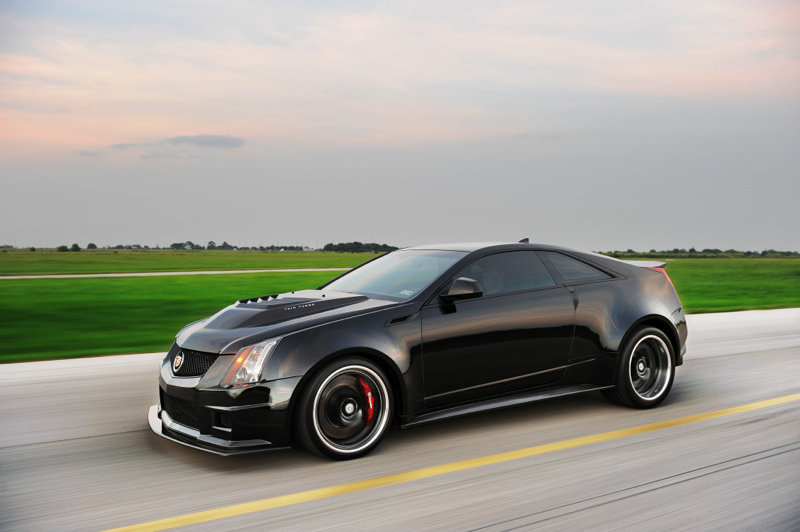 2013 Cadillac CTS-VR1200 Twin Turbo Coupe by Hennessey Exterior - image 471684