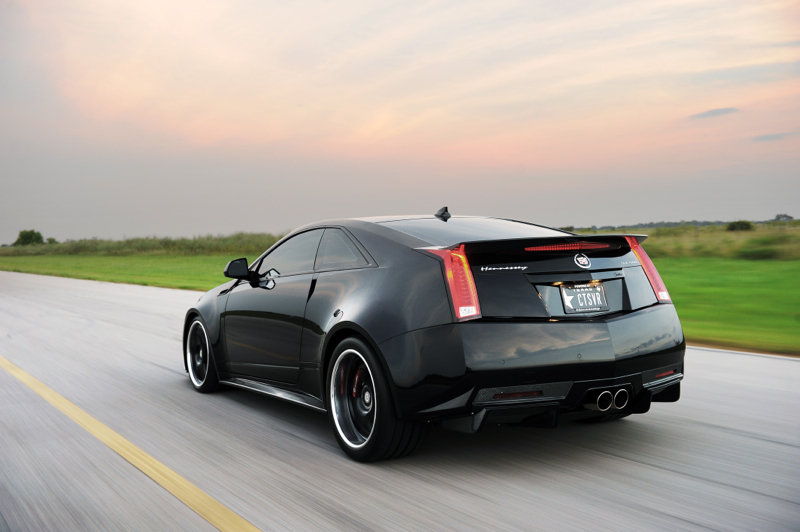2013 Cadillac CTS-VR1200 Twin Turbo Coupe by Hennessey Exterior - image 471685