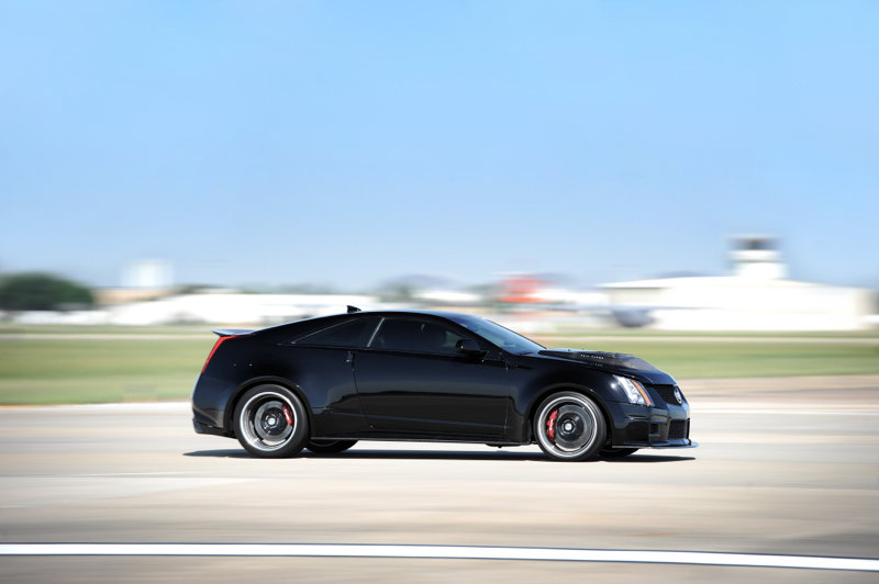 2013 Cadillac CTS-VR1200 Twin Turbo Coupe by Hennessey Exterior - image 471692