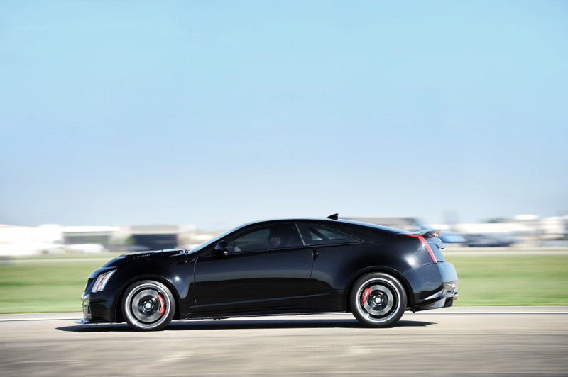 2013 Cadillac CTS-VR1200 Twin Turbo Coupe by Hennessey Exterior - image 471694