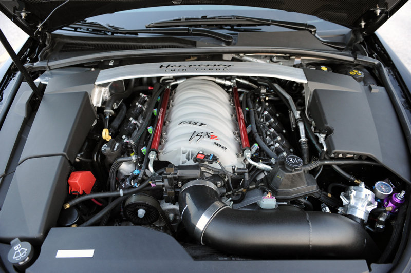 2013 Cadillac CTS-VR1200 Twin Turbo Coupe by Hennessey Drivetrain - image 471695