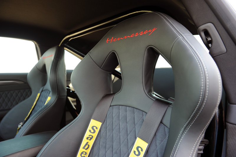 2013 Cadillac CTS-VR1200 Twin Turbo Coupe by Hennessey Interior - image 471699