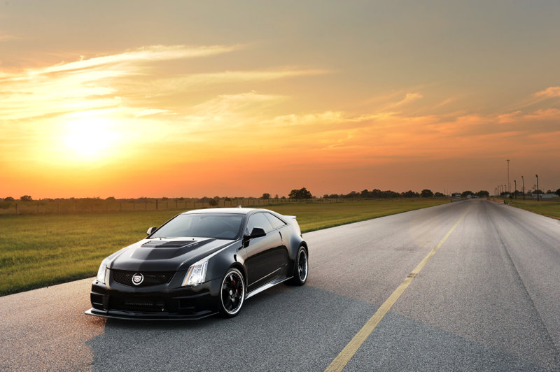 2013 Cadillac CTS-VR1200 Twin Turbo Coupe by Hennessey Exterior - image 471674