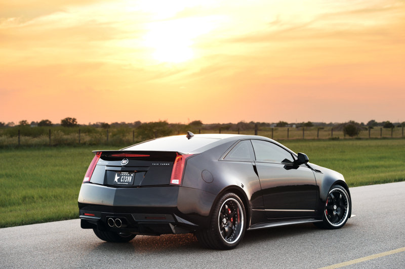 2013 Cadillac CTS-VR1200 Twin Turbo Coupe by Hennessey Exterior - image 471675