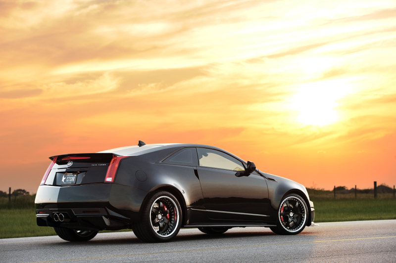 2013 Cadillac CTS-VR1200 Twin Turbo Coupe by Hennessey Exterior - image 471676