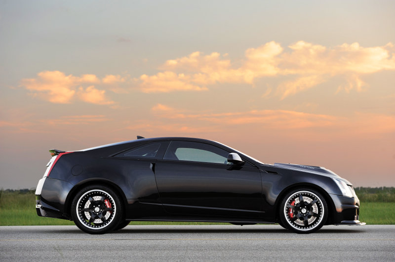 2013 Cadillac CTS-VR1200 Twin Turbo Coupe by Hennessey Exterior - image 471680