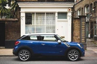 Here It Is: The 2013 Mini Paceman!
