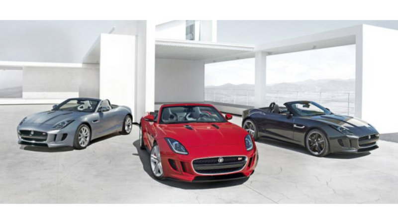 Leaked Images of the 2013 Jaguar F-Type Surface