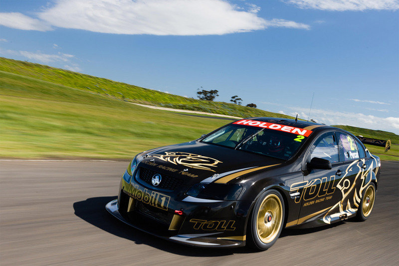 2013 Holden Commodore V8 Car of the Future Race Car
