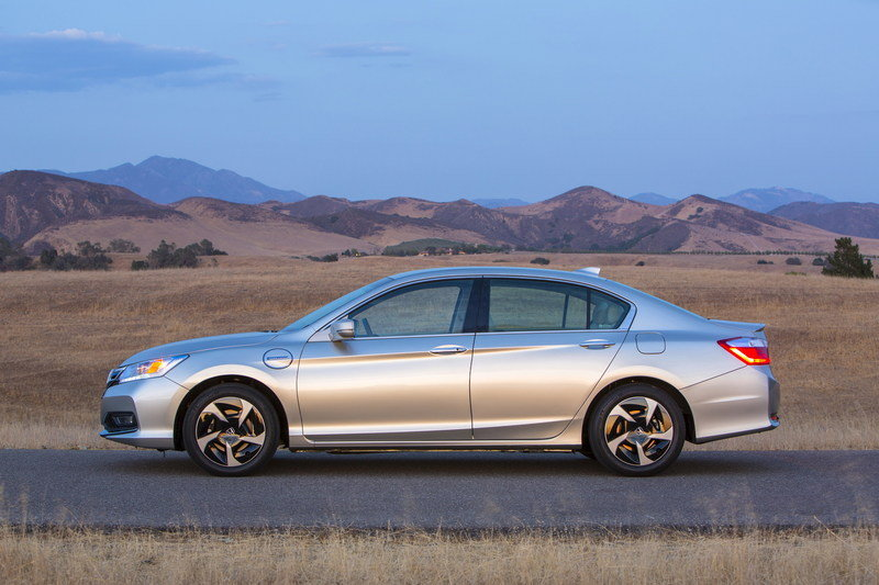 2014 Honda Accord PHEV High Resolution Exterior - image 471442