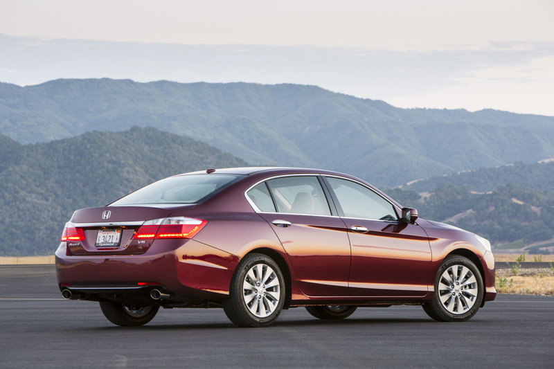 2013 Honda Accord Sedan High Resolution Exterior - image 471428