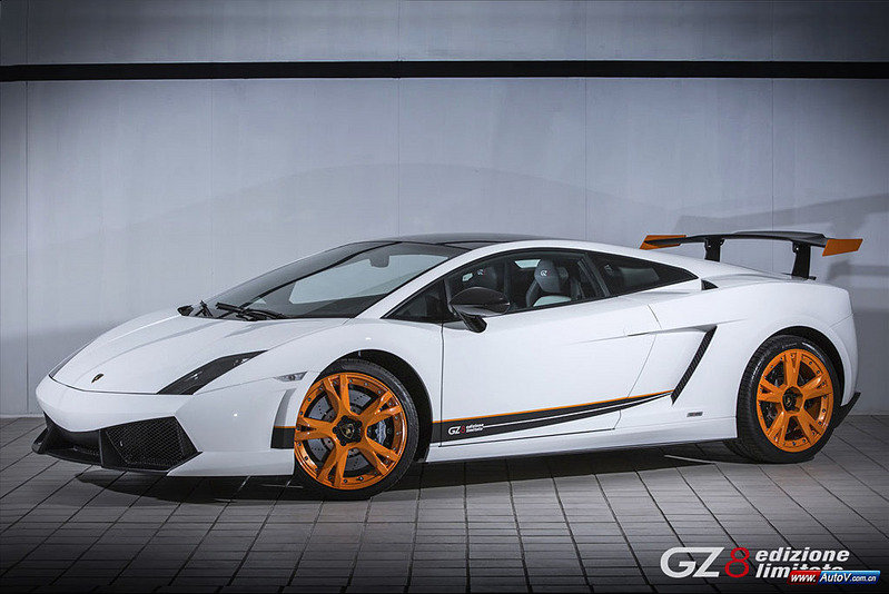 2012 Lamborghini Gallardo LP550 2 GZ8 Limited Edition Pictures, Photos,  Wallpapers. | Top Speed. »