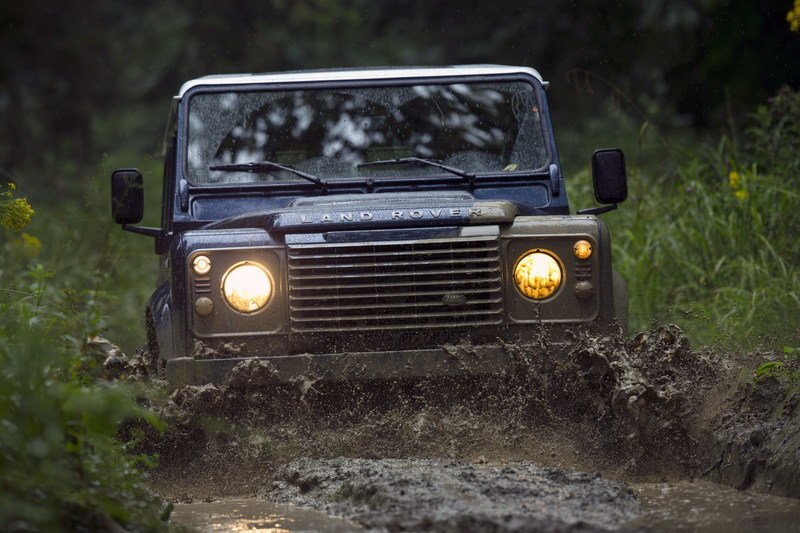 Land Rover Wants to Take on the Mercedes X-Class and Toyota Hilux with a Single-Cab Defender Pickup