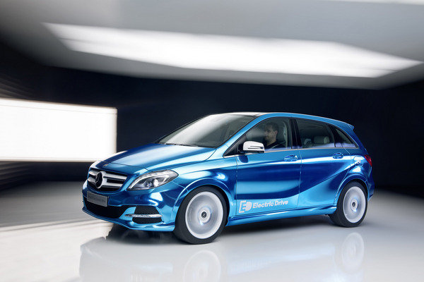 2012 mercedes benz b class electric drive concept review top speed. Black Bedroom Furniture Sets. Home Design Ideas