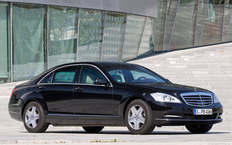 2005 - 2013 Mercedes-Benz S600 Guard by TOPCAR