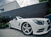 Mercedes-Benz SL Maritime by Graf Weckerle