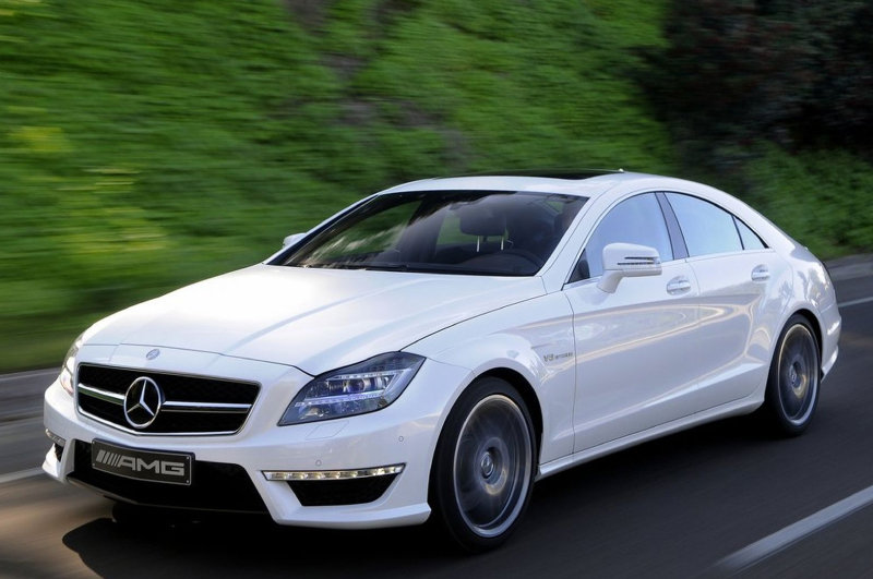 2012 Mercedes CLS 63 AMG by Hennessey
