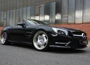 Mercedes SL-Class by MEC Design