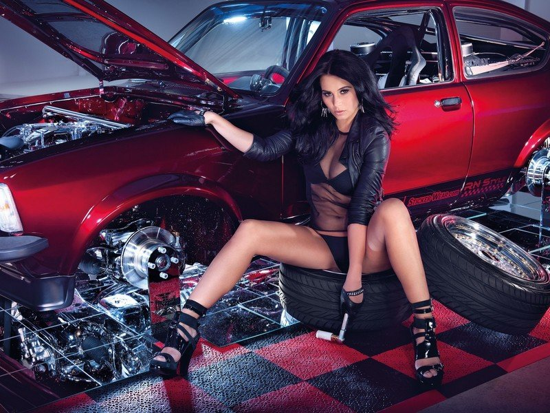 Miss Tuning Calendar 2013 Gallery