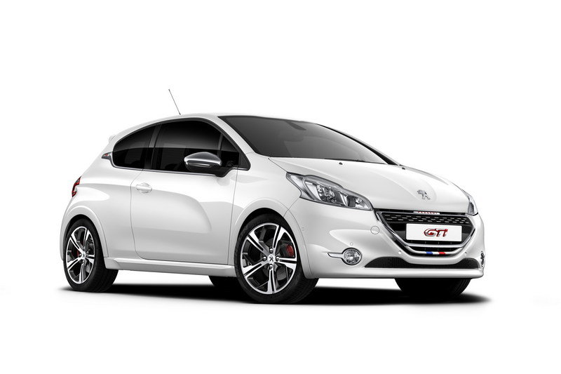 2013 Peugeot 208 GTi High Resolution Exterior - image 470938