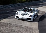 Porsche 918 Spyder Hits 7:14 Lap Time at the Nurburgring - image 474162