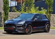 Porsche Cayenne Coupe by Merdad Collection