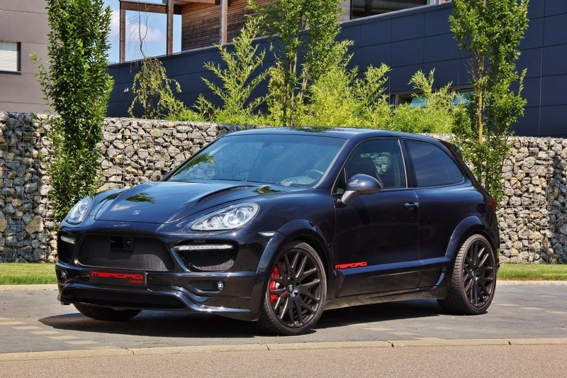 2012 Porsche Cayenne Coupe by Merdad Collection