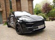 2012 Porsche Cayenne Coupe by Merdad Collection - image 474391