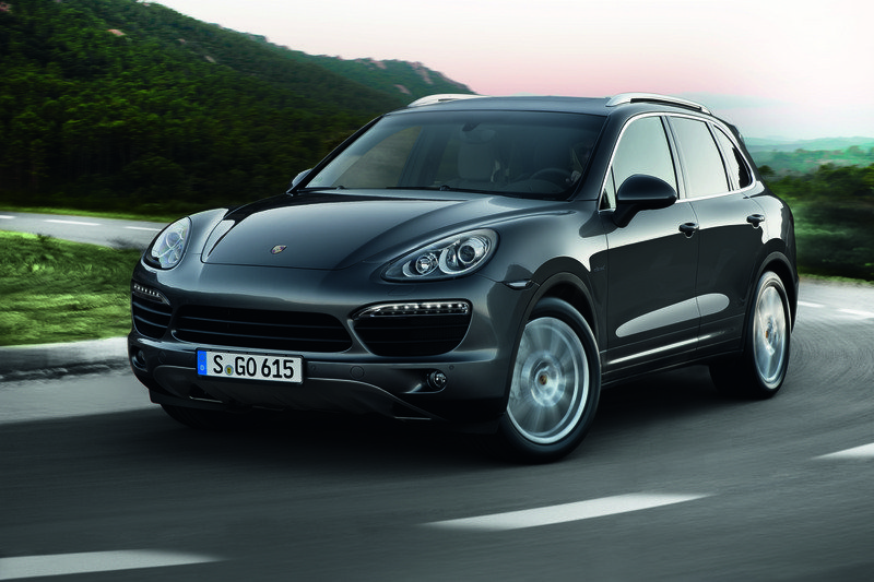 2013 Porsche Cayenne Diesel S High Resolution Exterior - image 472893
