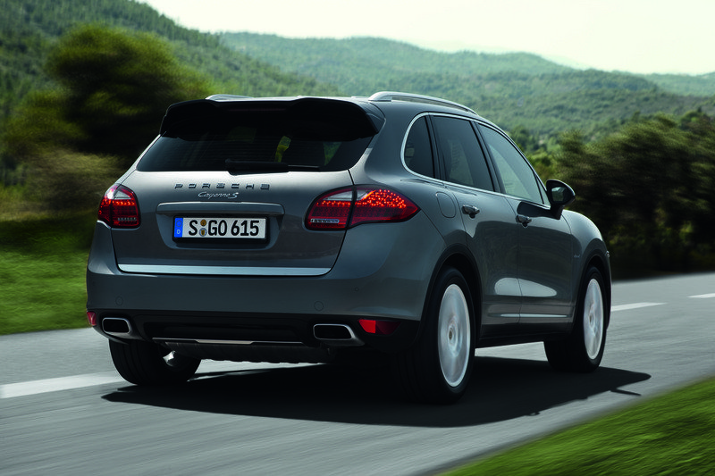 2013 Porsche Cayenne Diesel S High Resolution Exterior - image 472894